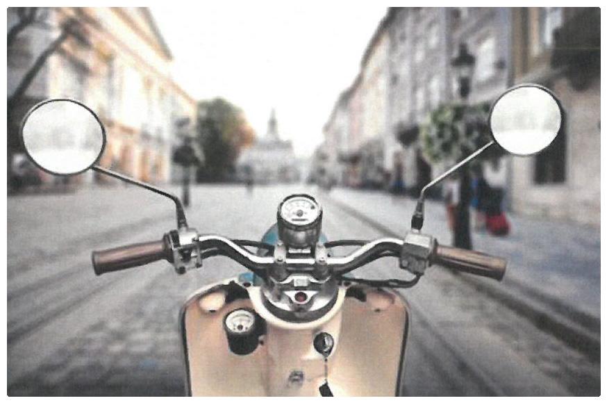Sicherer Start in die Saison - Mopedversicherung